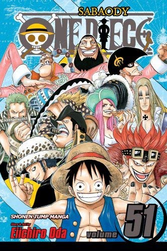 One Piece, Volume 51: The Eleven Supernovas 9781421534671