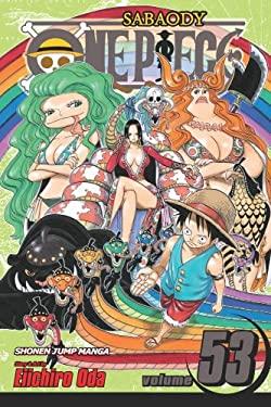 One Piece, Volume 53 9781421534695