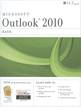 Microsoft Outlook 2010: Basic 9781426021145