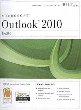 Outlook 2010: Basic [With CDROM]