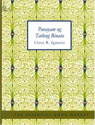 Panayam Ng Tatlong Binata 9781426424854