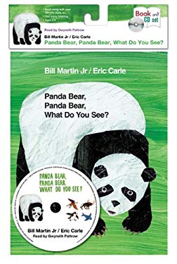 Panda Bear, Panda Bear, What Do You See? [With Book(s)] 9781427212542