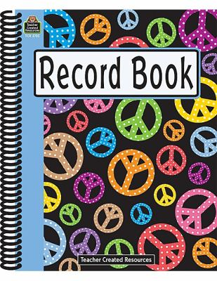 Peace Signs Record Book 9781420627251