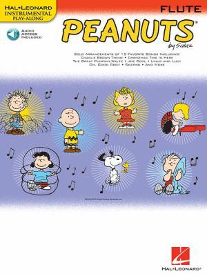 Peanuts(tm): For Flute 9781423486862