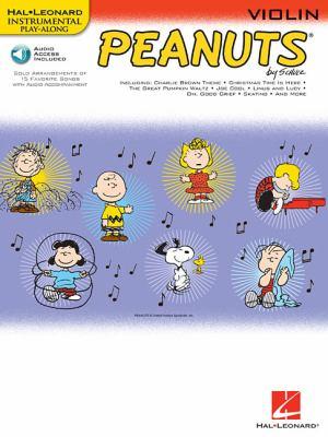 Peanuts(tm): For Violin 9781423486930