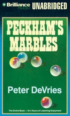 Peckham's Marbles 9781423358435
