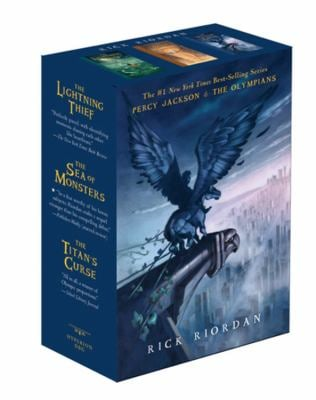 Percy Jackson and the Olympians Set 9781423113492