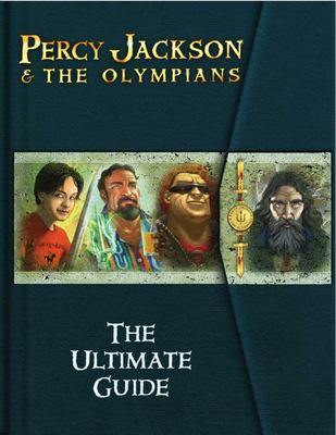 Percy Jackson & the Olympians: The Ultimate Guide [With Trading Cards] 9781423121718