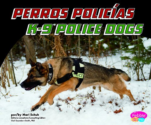Perros Polic-As/K-9 Police Dogs 9781429668996