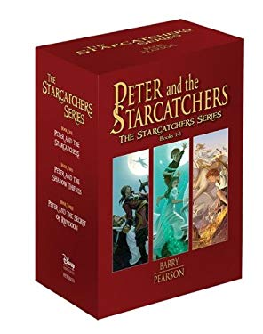 Peter and the Starcatchers: The Starcatchers Series Books 1-3 9781423123736