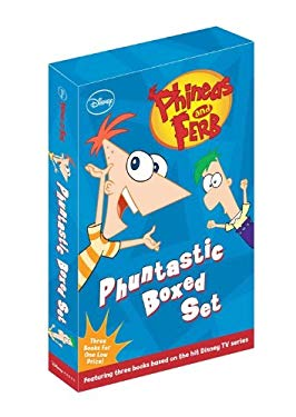 Phineas and Ferb Phuntastic Boxed Set 9781423155317