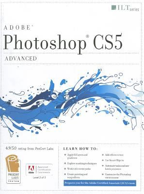 Photoshop Cs5 Advanced, Student Manual 9781426020759