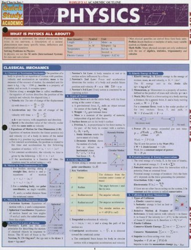 Physics 9781423203100