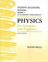 Physics for Scientists and Engineers Student Solutions Manual, Volume 1