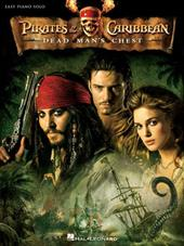 Pirates of the Caribbean: Dead Man's Chest: Easy Piano Solo 6364849
