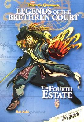 Pirates of the Caribbean: Legends of the Brethren Court #5