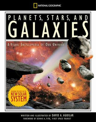 Planets, Stars, and Galaxies: A Visual Encyclopedia of Our Universe 9781426301711