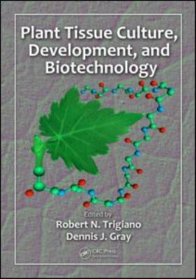 Plant Tissue Culture, Development, and Biotechnology [With CDROM] 9781420083262
