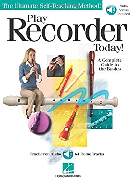 Play Recorder Today 9781423461388
