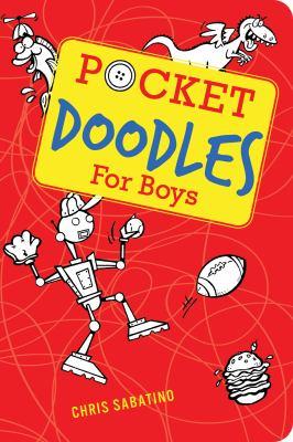 Pocket Doodles for Boys 9781423607564