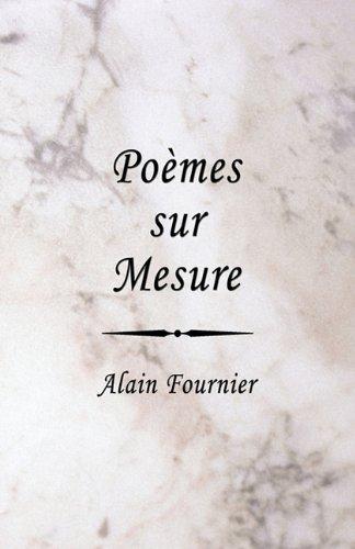 Poemes Sur Mesure 9781425123062