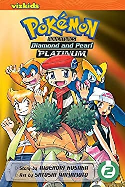 Pokemon Adventures: Diamond and Pearl/Platinum, Vol. 2 9781421538174