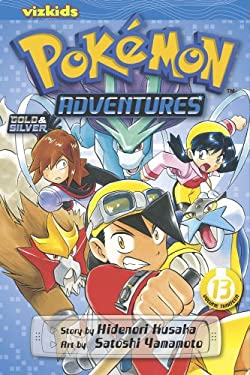 Pokemon Adventures, Volume 13 9781421535470