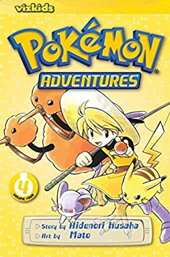 Pokemon Adventures, Volume 4 9781421530574