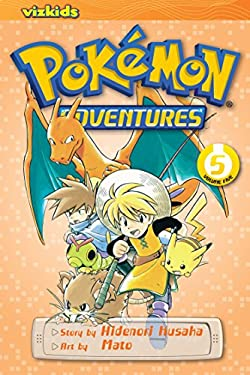 Pokemon Adventures, Volume 5 9781421530581