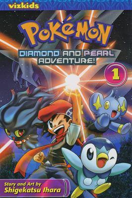 Pokemon Diamond and Pearl Adventure!: Volume 1 9781421522869