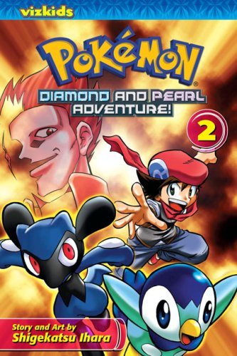 Pokemon Diamond and Pearl Adventure!, Volume 2 9781421522876