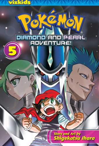 Pokemon Diamond and Pearl Adventure!, Volume 5 9781421529233