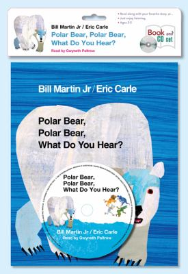 Polar Bear, Polar Bear, What Do You Hear? [With Paperback Book] 9781427207289