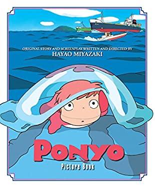 Ponyo Picture Book 9781421530659