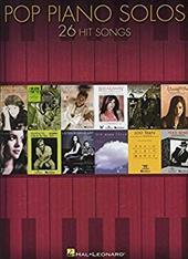 Pop Piano Solos 6363630