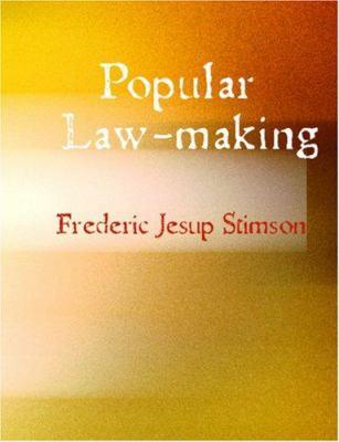 Popular Law-Making 9781426459757
