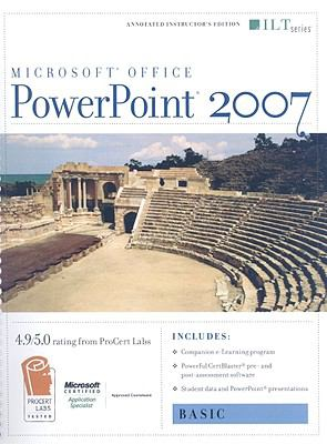 Microsoft Office PowerPoint 2007 [With 2 CDROMs] 9781423918264