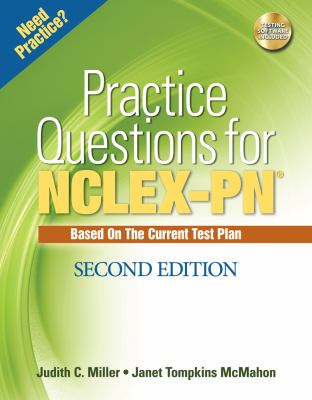 Practice Questions for NCLEX-PN 9781428312197