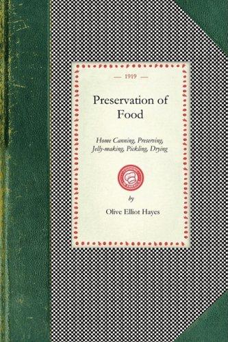 Preservation of Food 9781429010535