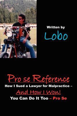 Pro Se Reference 9781420889888