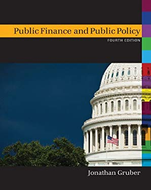 Public Finance and Public Policy 9781429278454