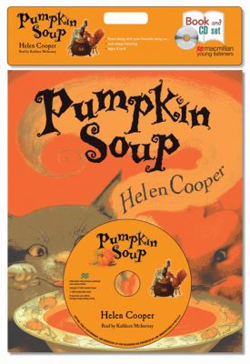 Pumpkin Soup [With Paperback Book] 9781427207401