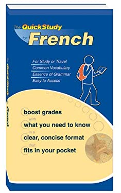 QuickStudy for French 9781423202714