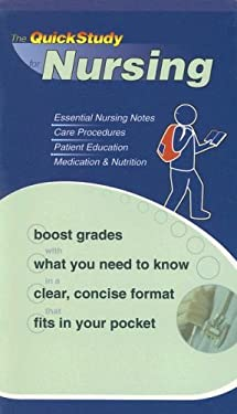 QuickStudy for Nursing 9781423202707