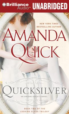 Quicksilver: An Arcane Society Novel 9781423389828
