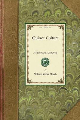 Quince Culture 9781429013970