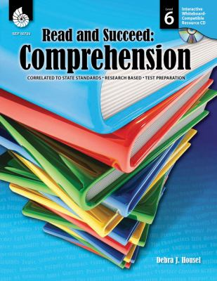 Read and Succeed: Comprehension 9781425807290