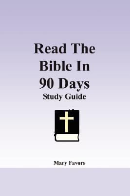Read the Bible in 90 Days 9781424313204