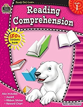 Reading Comprehension, Grade 1 [With 150+ Stickers] 9781420659689