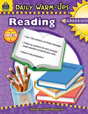 Reading, Grade 6 9781420634921